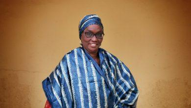 Kadiata Malick Diallo députée de l'UFP Crédit : Mozaikrim / MLK