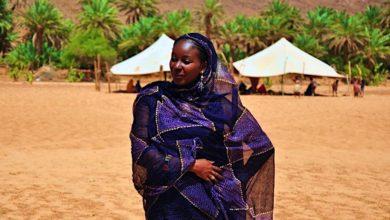 Aissata Lam, co-fondatrice de la Jeune Chambre de Commerce de Mauritanie