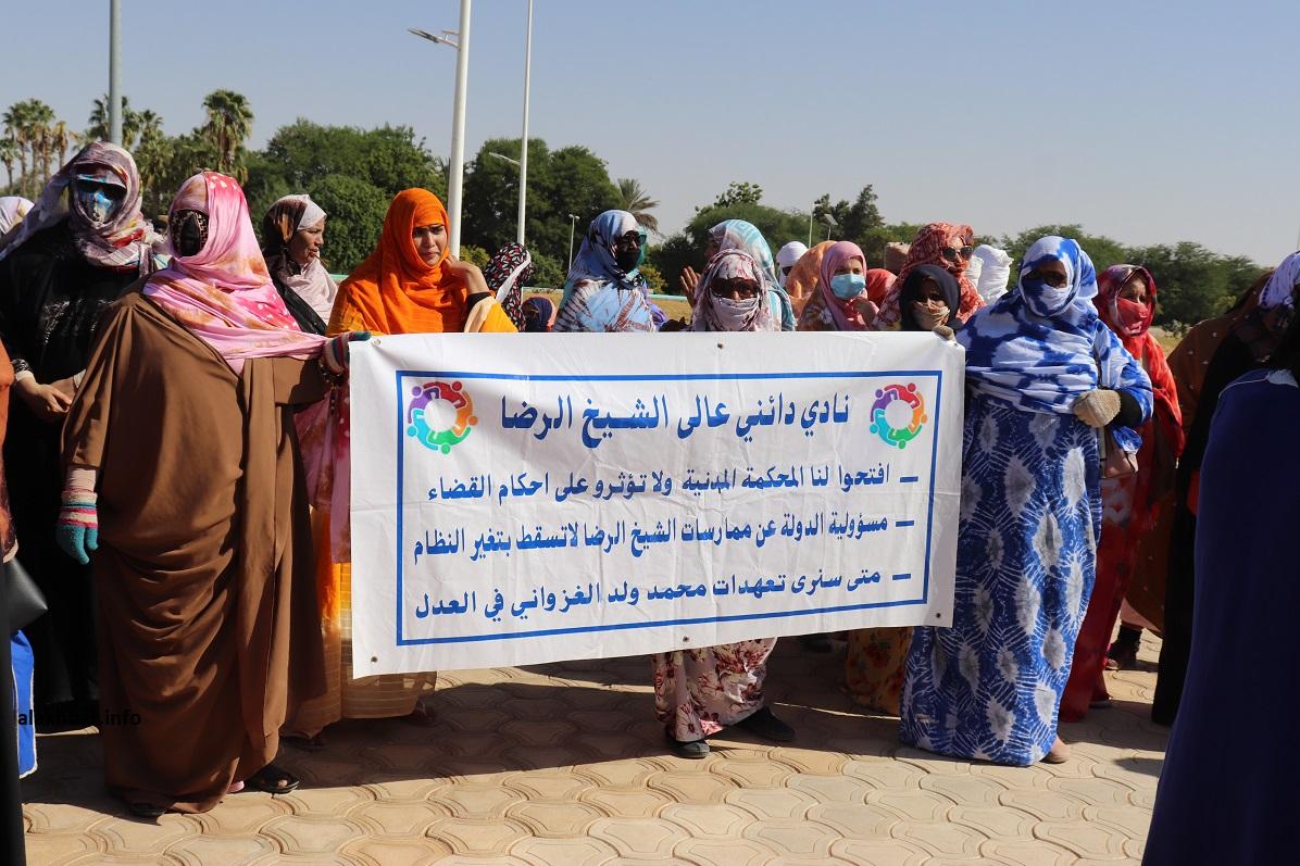 Arrestation de la présidente des créancières de Cheikh Ridha, Lekhoueyr  Mint Daff - Kassataya Mauritanie